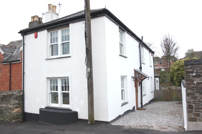 Thumbnail Cottage for sale in Whitsoncross Lane, Tamerton Foliot, Plymouth