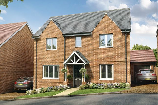 """Thumbnail Detached house for sale in """"The Leverton"""" at Old Broyle Road, West Broyle, Chichester"""