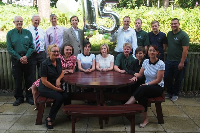 The Team  of Ash House 12, Ransom Wood Business Park, Southwell Road West, Mansfield NG21