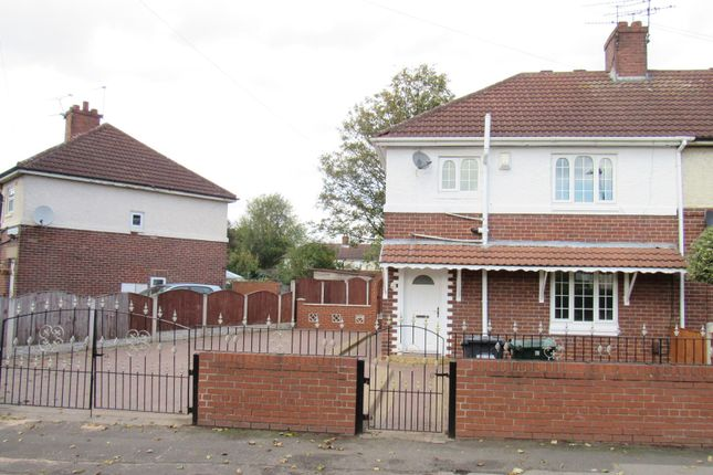 End terrace house for sale in Lime Tree Crescent, Hyde Park