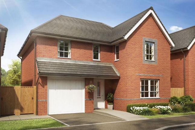 """Thumbnail Detached house for sale in """"Hale"""" at Pye Green Road, Hednesford, Cannock"""