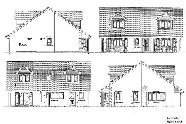 Thumbnail Detached house for sale in Plot 44 Porter Grove, Shotts, North Lanarkshire