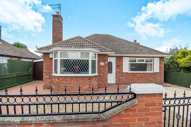 Thumbnail Bungalow for sale in Stephen Crescent, Grimsby