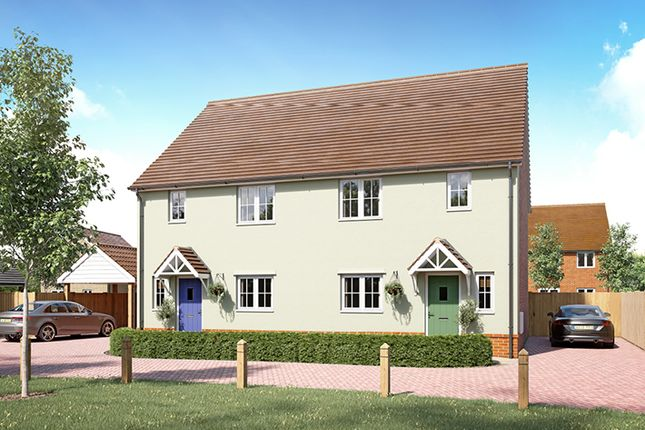 """Thumbnail Property for sale in """"The Evesham"""" at Factory Hill, Tiptree, Essex CO5 0Rf, Tiptree,"""
