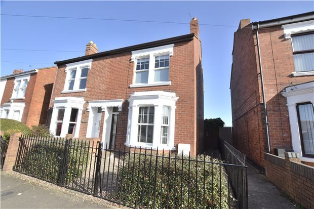 Thumbnail Semi-detached house for sale in Calton Road, Gloucester