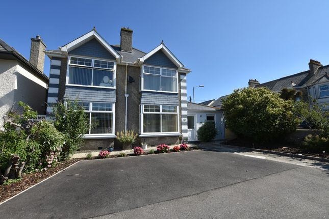 Thumbnail Detached house for sale in Henver Road, Newquay