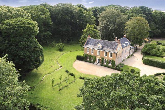 Thumbnail Detached house for sale in Letheringsett Hill, Holt, Norfolk