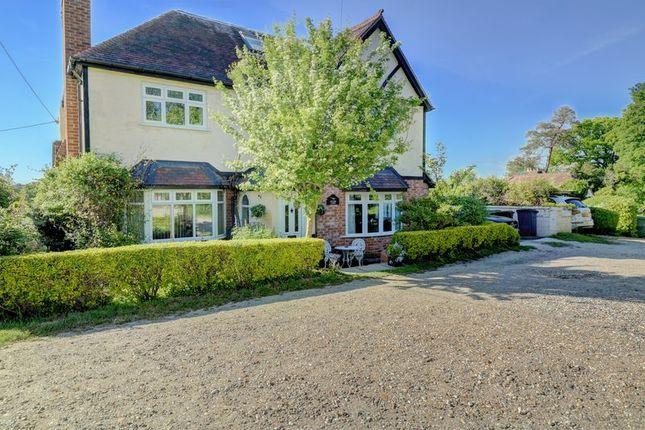 Thumbnail Country house for sale in Newtown, Newbury