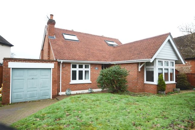 Thumbnail Bungalow for sale in Chingford Avenue, Farnborough, Hampshire