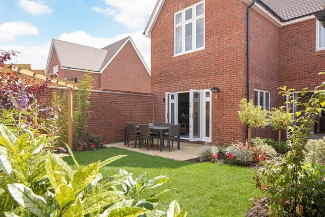 """4 bed detached house for sale in """"Oatfield"""" at Cotts Field, Haddenham, Aylesbury HP17"""