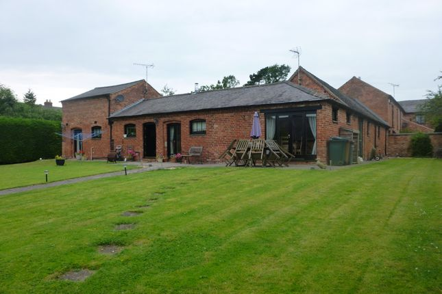 Thumbnail Barn conversion to rent in Mount Pleasant, Church Broughton, Derby