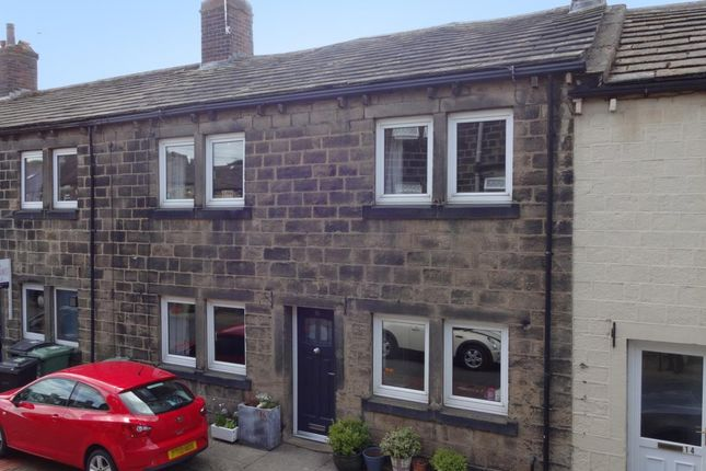 Thumbnail Terraced house to rent in Sandhurst Street, Calverley, Pudsey