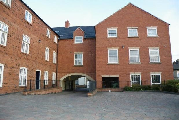 2 bed flat to rent in Bosworth House, Ashby De-La-Zouch