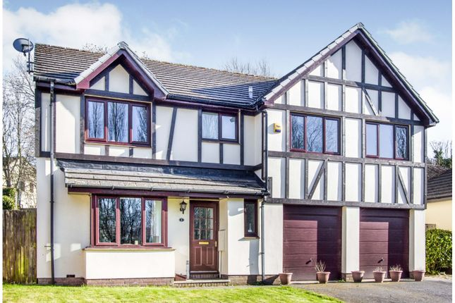 Thumbnail Detached house for sale in Coppice Close, Barnstaple