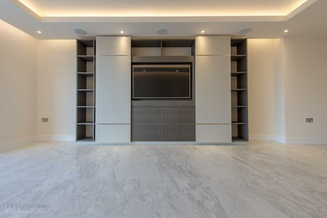 Thumbnail Flat to rent in The Tower, Chelsea Creek, Fulham, London
