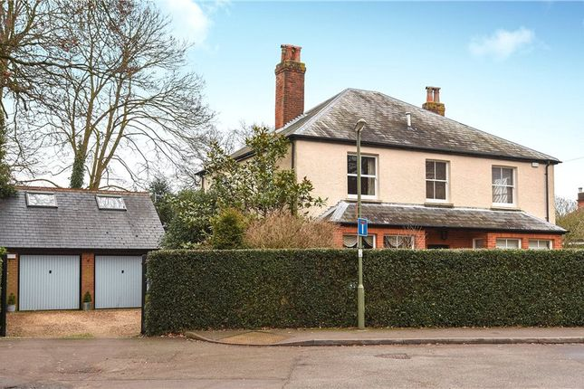 Thumbnail Detached house for sale in School Lane, Bagshot, Surrey