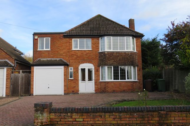 Thumbnail Detached house for sale in Newton Road, Knowle, Solihull