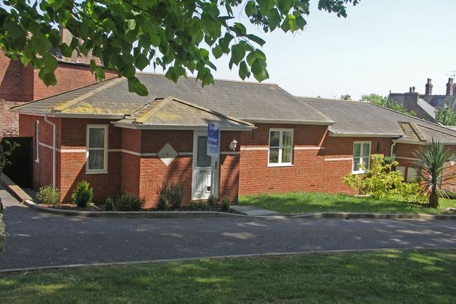 Thumbnail Semi-detached bungalow to rent in Montague Rise, Horseguards, Exeter