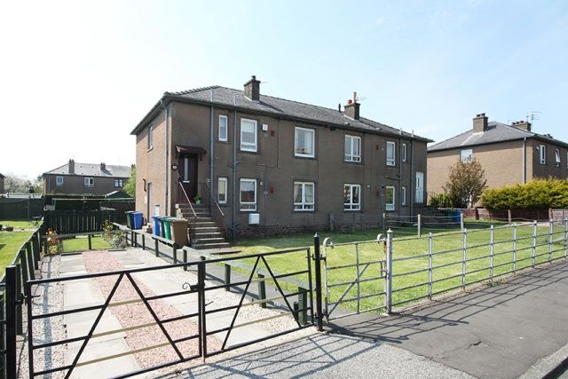 Thumbnail Flat for sale in Elizabeth Street, Tayport