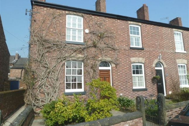 Thumbnail Terraced house to rent in Hale View, Hale