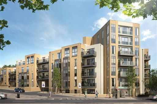 Thumbnail Flat for sale in Bishops Road, Highgate