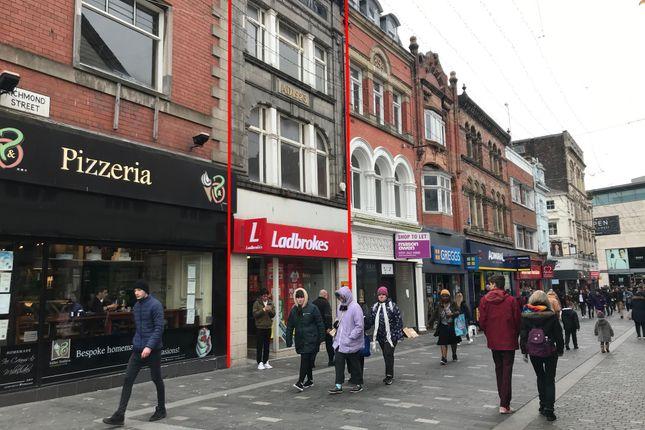 Thumbnail Retail premises to let in Richmond Street, Liverpool