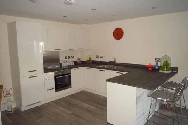 Thumbnail Flat to rent in London Road, Tetbury