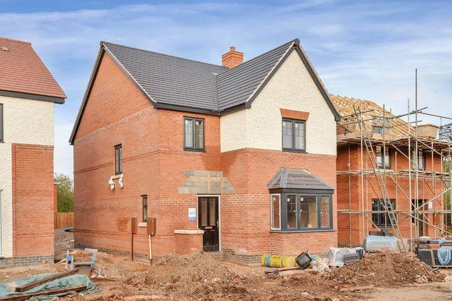 Thumbnail Detached house for sale in The Appleyard, Mountsorrel Lane, Rothley