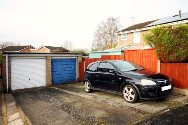 Garage of Forest Road, Winsford, Cheshire CW7