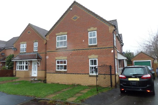 Thumbnail Detached house to rent in Thwaites Close, Newton Aycliffe