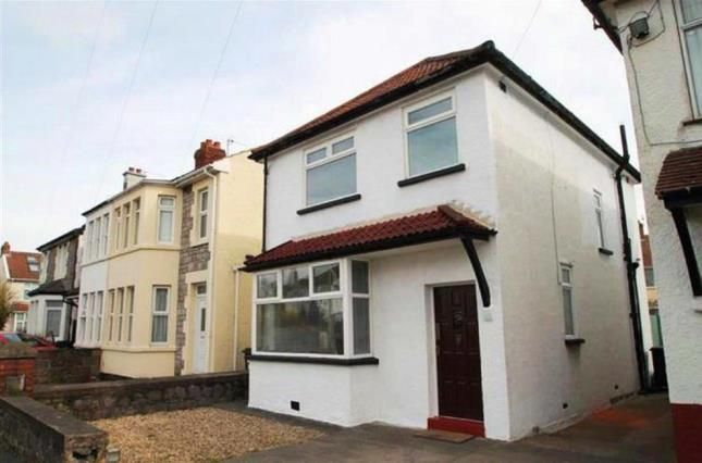 Thumbnail Detached house for sale in Devonshire Road, Weston-Super-Mare