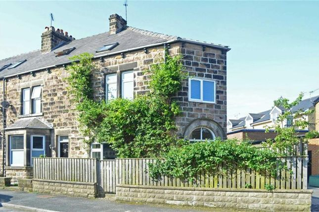 Thumbnail End terrace house to rent in Bolton Street, Harrogate