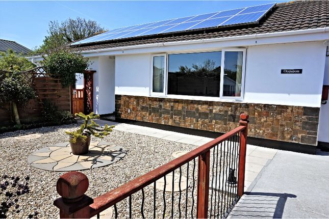 Thumbnail Detached bungalow for sale in Tresithney Road, Carharrack