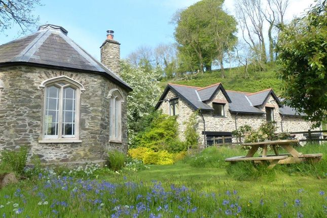 Thumbnail 2 bed property to rent in Combe Park, Hillsford Bridge, Lynton