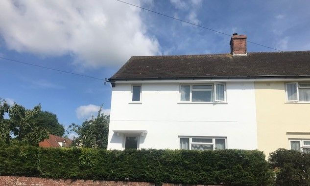 Thumbnail End terrace house to rent in Chard Avenue, Whimple, Exeter