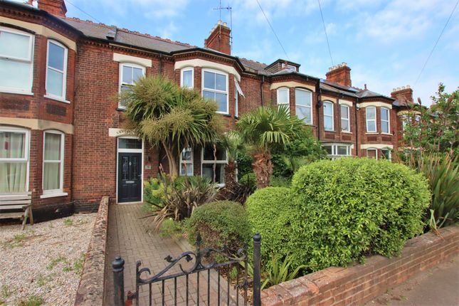 Thumbnail Terraced house for sale in Gaywood Road, King's Lynn