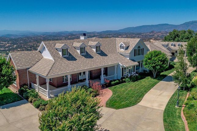 Thumbnail Detached house for sale in 14490 Ridge Ranch Rd, San Diego, Ca, Valley Center, Us