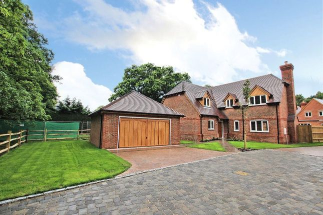 Thumbnail Detached house for sale in Baird Road, Arborfield
