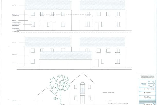 Land for sale in Millend Mill, Eastington, Stonehouse, Gloucestershire