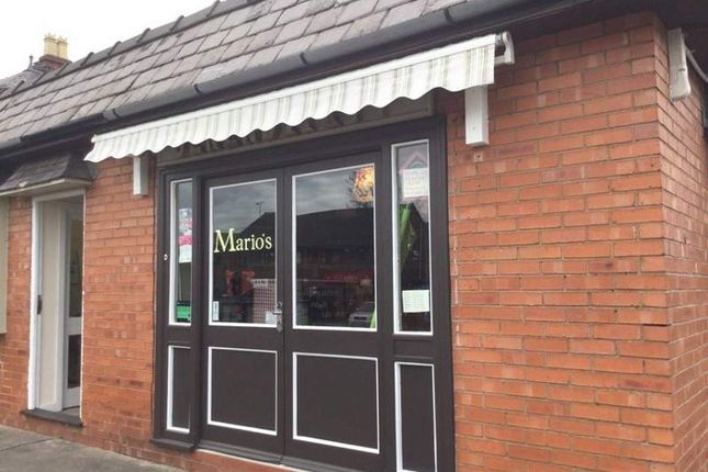 Thumbnail Restaurant/cafe to let in 23 Chester Road, Wrexham