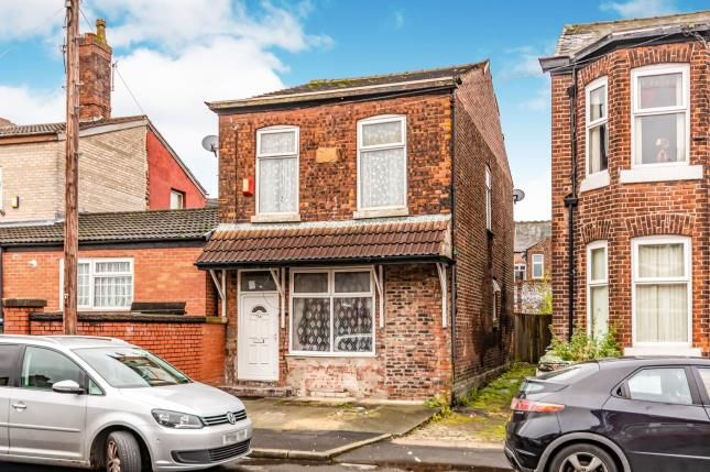 Thumbnail Detached house for sale in Hollins Grove, Manchester, Greater Manchester
