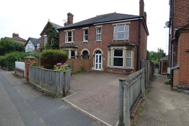 Thumbnail Semi-detached house for sale in Denmark Road, Gloucester
