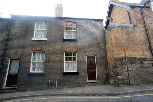 Thumbnail Terraced house to rent in Church Street, Littleover, Derby