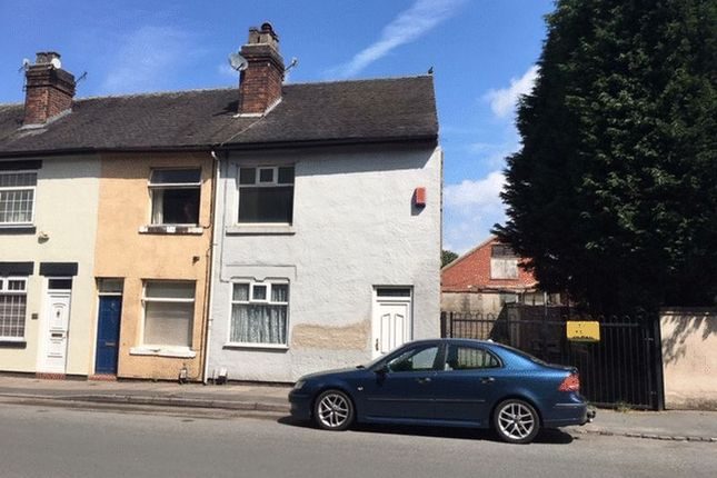 Front of Sutherland Road, Longton, Stoke-On-Trent, Staffordshire ST3