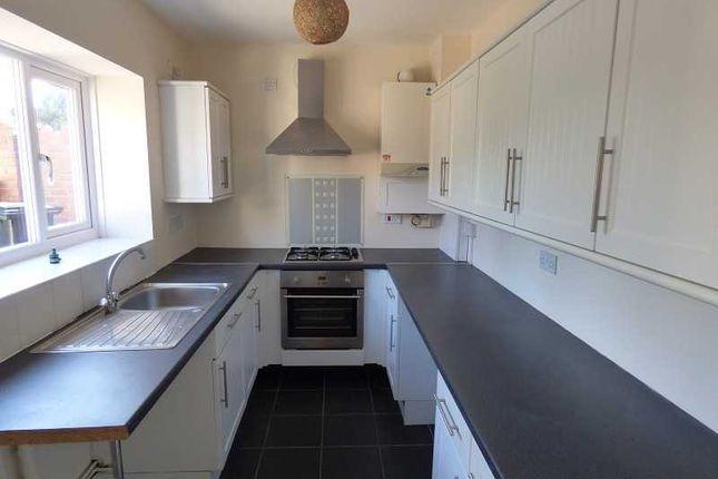 Kitchen of 18 The Greenway, Llandarcy, Neath. SA10