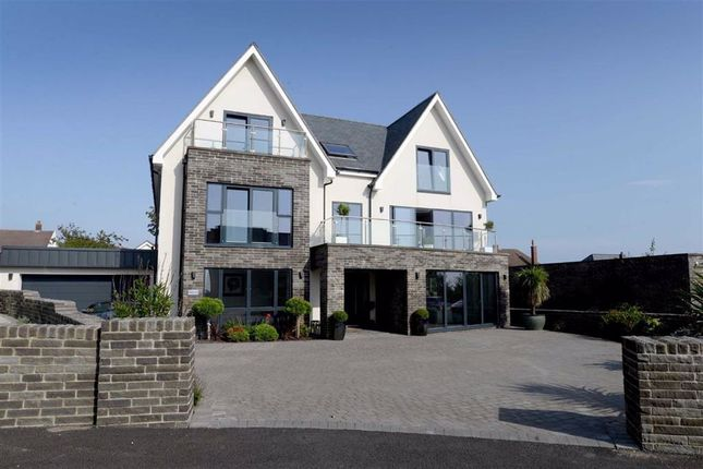 Thumbnail Detached house for sale in St Annes Close, Langland, Swansea
