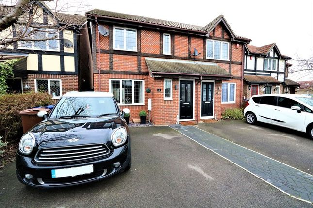 3 bed end terrace house for sale in Francisco Close, Chafford Hundred, Grays