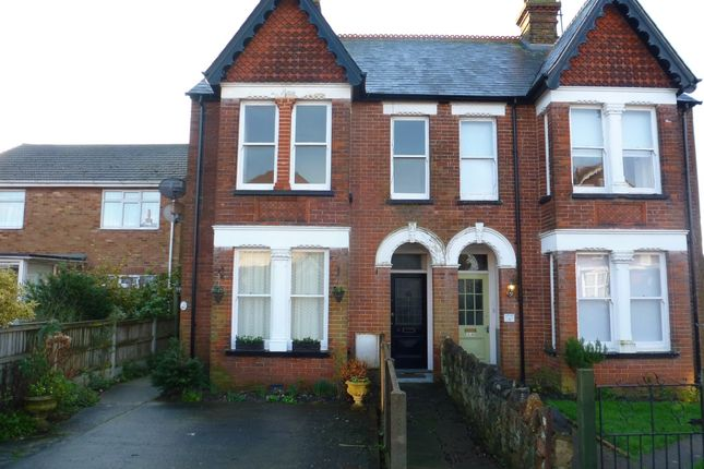 Thumbnail Flat to rent in Queens Road, Whitstable