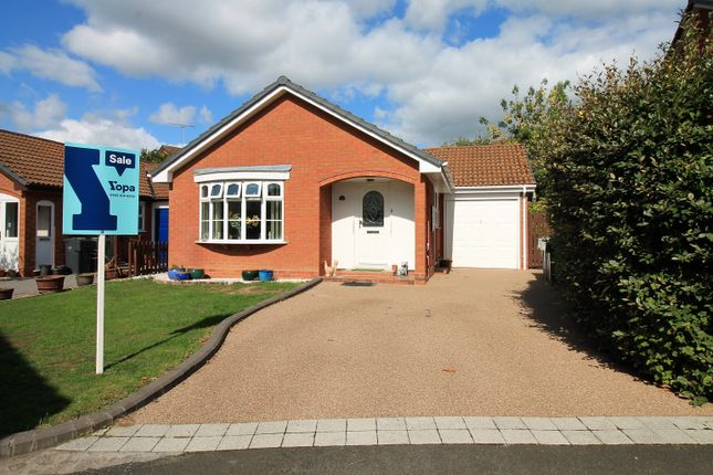 Thumbnail Bungalow for sale in Fairways Drive, Blackwell, Bromsgrove