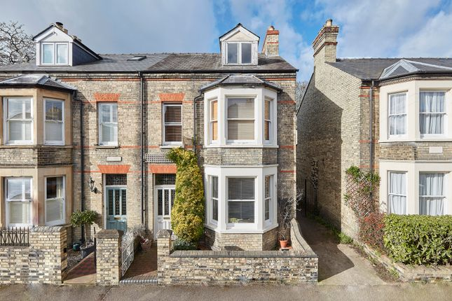 Thumbnail Semi-detached house for sale in Mawson Road, Cambridge